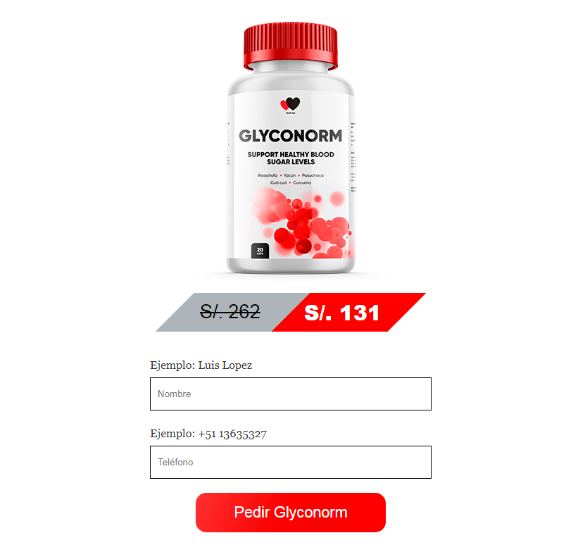 Glyconorm Capsules